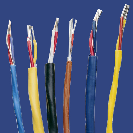 PTFE Thermocouple Cables
