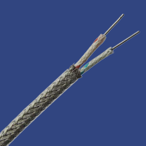 PTFE thermocouple Braiding Cables
