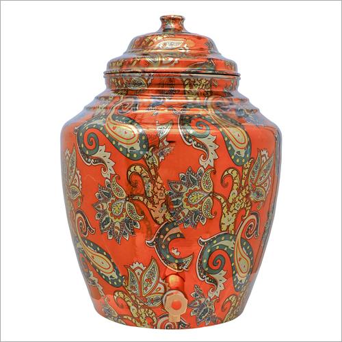 Pure Copper Water Storage Pot