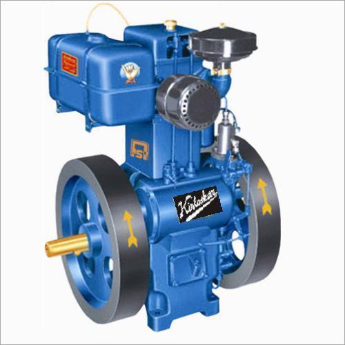 Air Cooled Kirloskar Diesel Engine