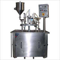 Semi Automatic Juice Bottle Filling Machine