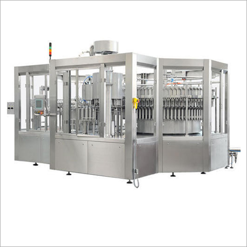 Automatic Glass Bottle Filling Machine