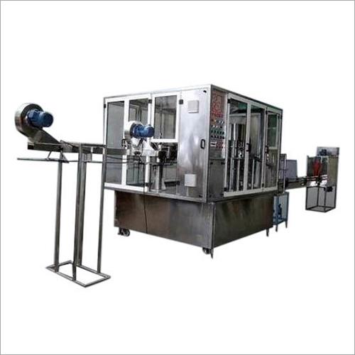 Industrial Bottle Filling Machine