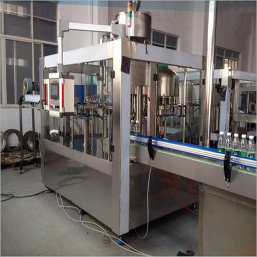 Mineral Water Machine