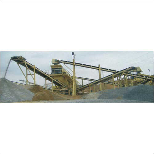 Conveyor Crusher Plant