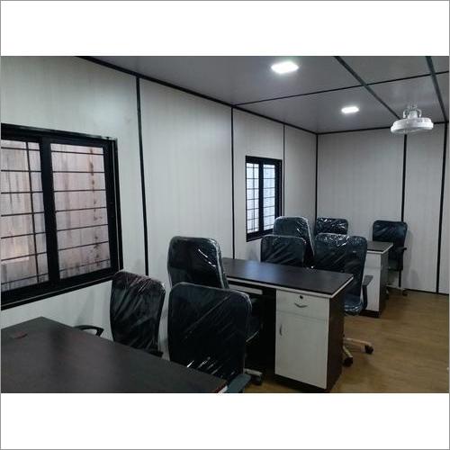 Portable Prefabricated Office Cabin