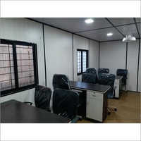 Portable Prefabricated Office Cabin
