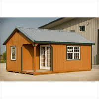 Prefabricated Portable Modular Cabins