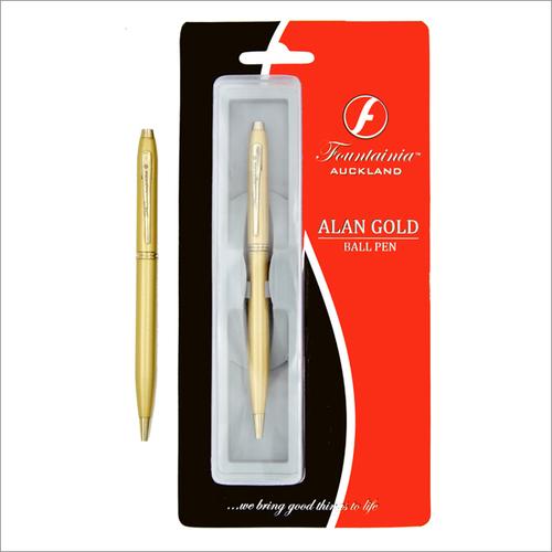 Alan Gold Ball Pen