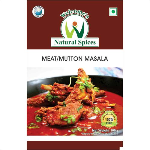Meat - Mutton Masala