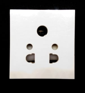 06A multi Socket with shutter