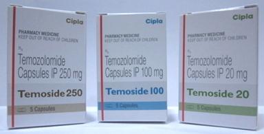 Temoside Temozolomide Capsules