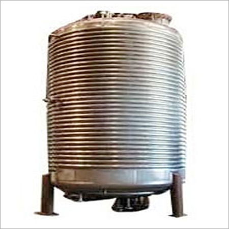 Limped Jacketed Tank