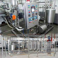 Milk Cooling Plant