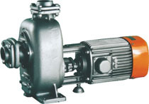 Kirloskar Self-priming Monobloc Pumpset type SPM