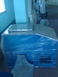 Push Cart Freezer