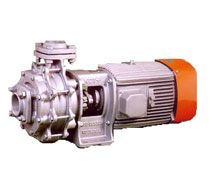 Kirloskar Two Stage Monobloc Pumpset type KDT
