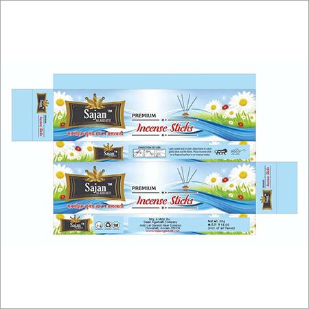 Black Ayurvedic Herbal Incense Sticks