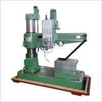 Lock Radial Drilling Machine