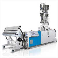 Automatic LDPE Extrusion Machine