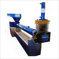 Vented Type Plastic Extrusion Machine