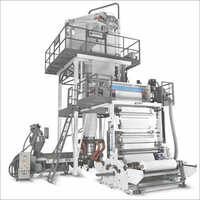 Three Layer Rotation Blow Film Plant