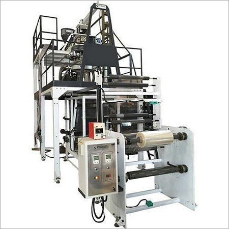 Automatic PP TQ Blown Film Plant
