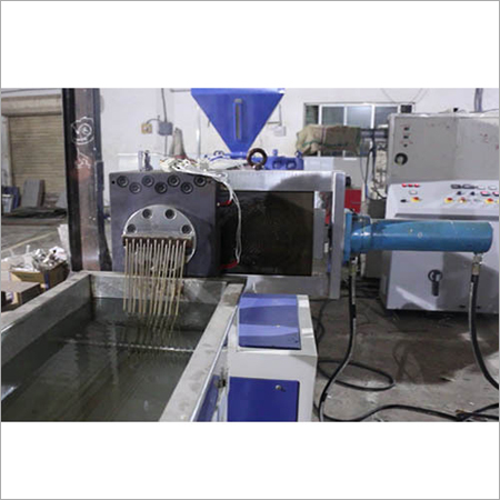 Automatic Plastic Waste Recycling Machine