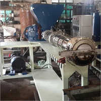 HDPE Granules Making Machine