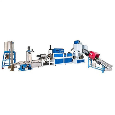 Hopper Die Face Cutting Machine