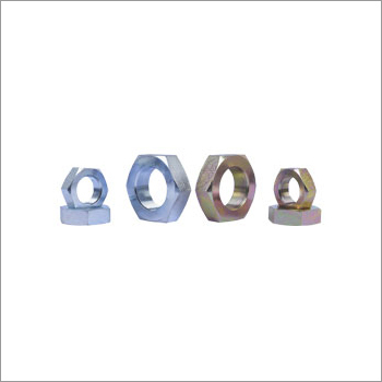 CNC Machined Hex Nuts