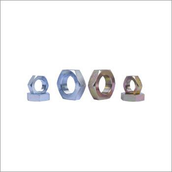 CNC Machined Hex Nuts
