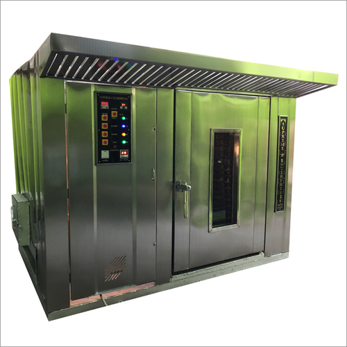 Automatic Rotary Rack Oven
