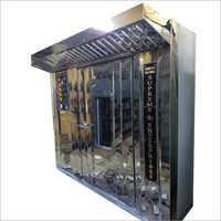 120 Tray Rotary Rack Oven