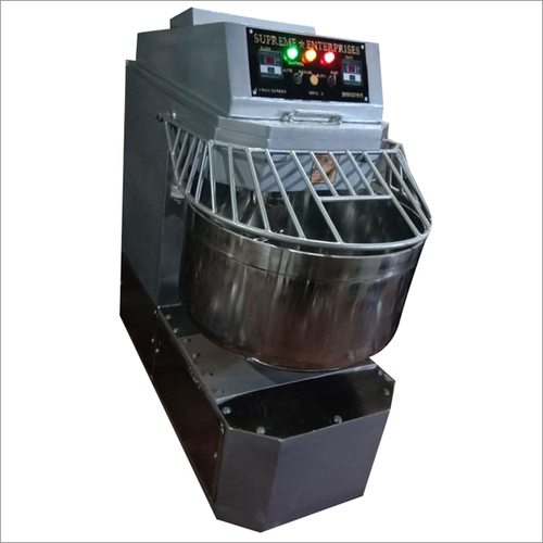 Semi Automatic Spiral Mixer