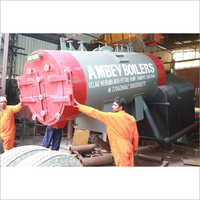 Lpg Fired Steam Boiler