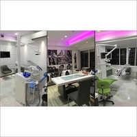 Dental Clinic Interior Designing Service