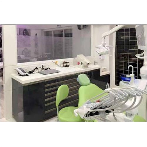 Dental Hospital Interior Designing Service