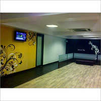 Gym Interior Desiging Service