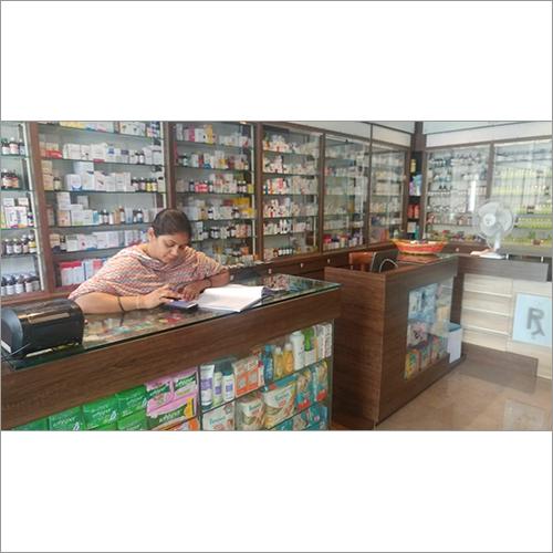 Medical Pharmacy Interior Desging Service