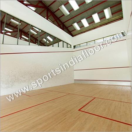 Maple Wood Badminton Flooring