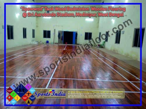 Sports Wood Flooring