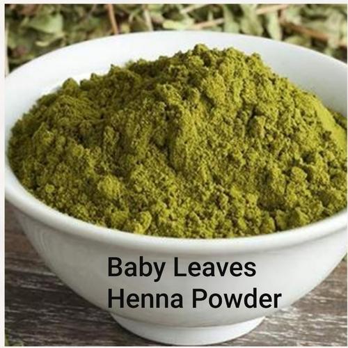 Baby Leaves Henna Powder
