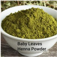 Baby Leaves Henna Powder
