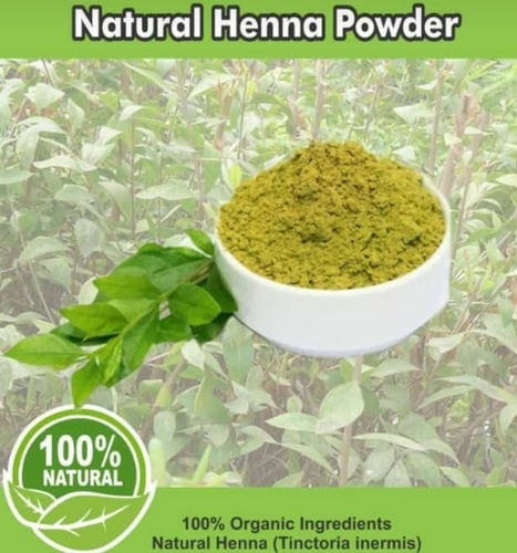 Double Filtered Henna Powder