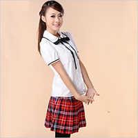 Girls College Uniforms