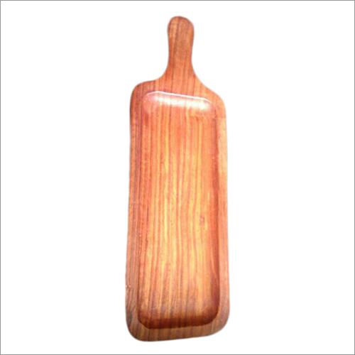 Modern Wooden Pan