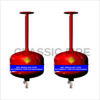 Automatic ABC Modular Fire Extinguisher