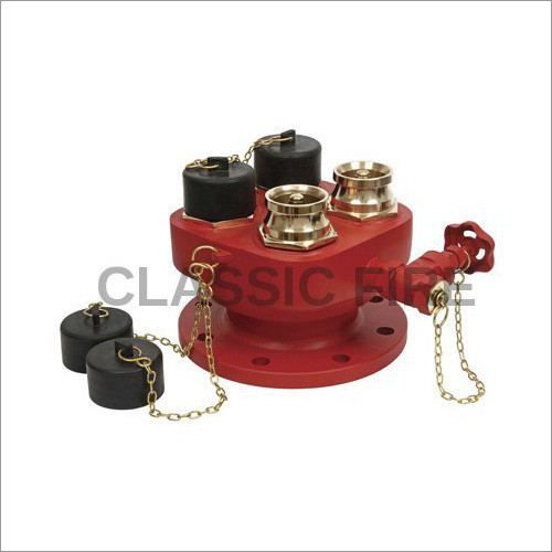 Four Way Inlet Valves