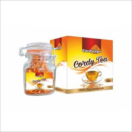 Dry Cordyceps Tea